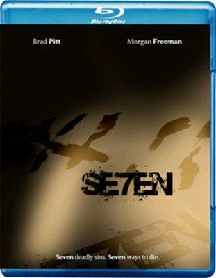 【藍光電影】七宗罪 (1995) 火線追緝令 Seven/The Seven Deadly Sins 69-004