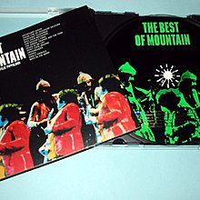 Mountain Featuring Leslie West And Felix Pappalardi Best Of Mountain新美版CD唱片