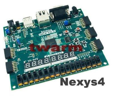 ~德源科技~r Nexys4 Artix~7 FPGA開發板 學習板 Digilent Xilinx 91FPGA
