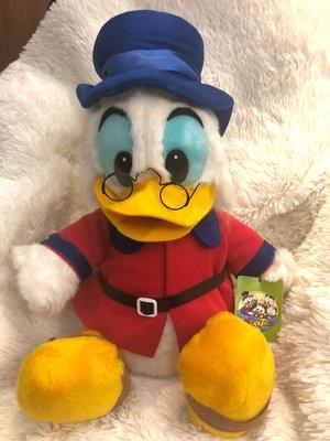 """""""極罕有絕版"""" 日本製造 銀行家 Donald Duck 唐老鴨 (Made in Japan)"""