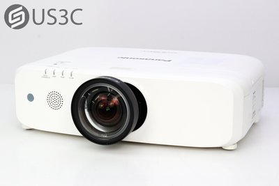 【US3C-小南門店】松下 Panasonic PT-EZ590T 商務投影機 5400高流明 FHD WUXGA 10000:1 1.8倍鏡 電動鏡頭