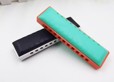 MY#爆款#出口歐美 兒童玩具口琴 十孔 布魯斯口琴 環保材質 特價優惠
