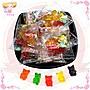 ☆小麻吉家家愛☆蒂妮小熊QQ糖家庭號經濟包125元 獨立小包裝糖果 軟糖 喜糖 進口造型糖果