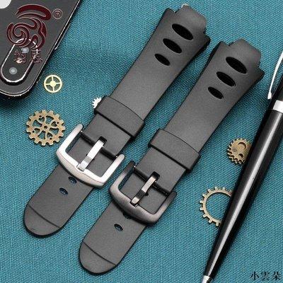 均思 頌拓 Suunto Observe X6HRM 觀察家手表帶 凸口防水硅膠16mm配件手錶配件 錶帶 =男