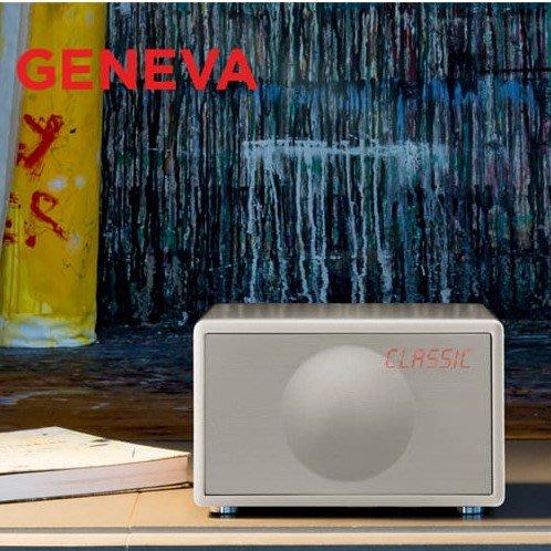 【阿嚕咪電器行】Geneva Classic S HIFI 藍牙鬧鐘收音機喇叭