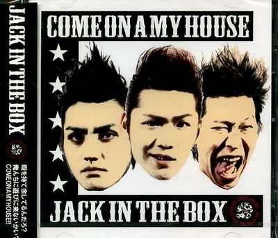 K - JACK IN THE BOX - COME ON A MY HOUSE - 日版 - NEW