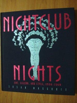 [鄉土情紀實館] NIGHTCLUB NIGHTS 1920~1960:夜總會之夜~2001年出版~圖文並茂