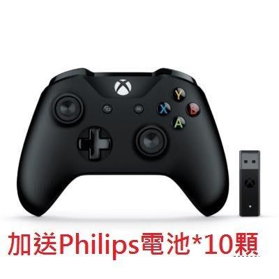 全新原廠XBOX ONE控制器windows/手把 無線轉接器FOR PC 套裝組