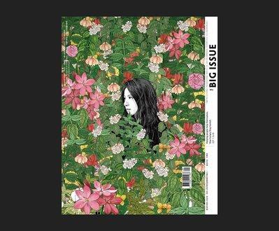 全新 // Hebe 田馥甄 The Big Issue 大誌雜誌 102 期出刊 //  內附海報