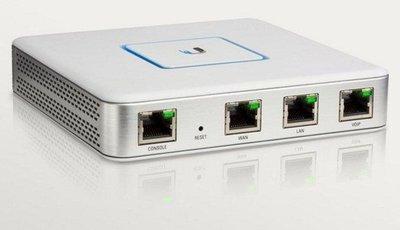 【RouterOS專業賣家】台灣公司貨 UBNT UniFi Security Gateway  USG 防火牆/路由器