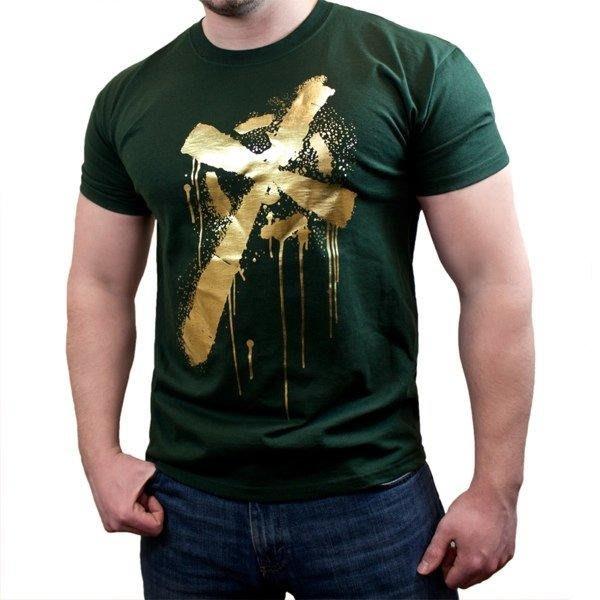 ☆阿Su倉庫☆WWE摔角 Sheamus King Laoch T-Shirt 擂台之王燙金超屌絕版款 M號出清中