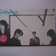 GLAY - HOWEVER/I'm Yours 3吋 CD Single (日本版)