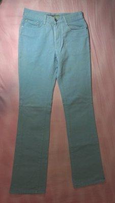Moon's Flea Market-ET BOITE箱子 水藍色牛仔褲