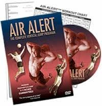 Air Alert 彈跳訓練計畫 跳更高 跑更快 提升爆發力