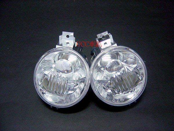【UCC車趴】VW 福斯 LUPO 98 99 00-05 06 型 晶鑽前小燈 方向燈