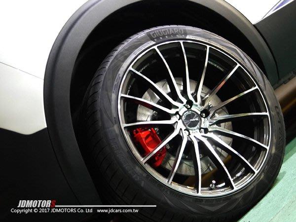 JD-MOTORS 荷蘭威斯登輪胎 Vredestein ULTRAC VORTI 高性能胎 18/19/20/21吋