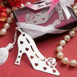☆命中注定☆高跟鞋書籤禮盒,婚禮小物,畢業,,歐美禮品