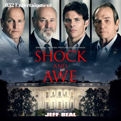 OST Shock and Awe by Jeff Beal CD 2018 (包郵)