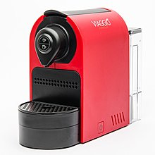 套裝Viaggio Espresso Coffee Capsules 西班牙進口的胶囊咖啡36盒/360粒加Viaggio 膠囊咖啡機一台