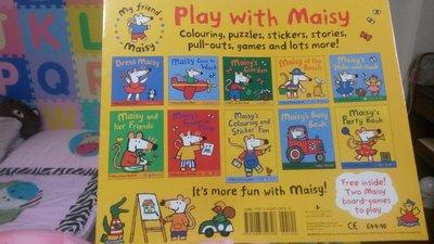 Maisy Activity Set (Play With Maisy 10書)