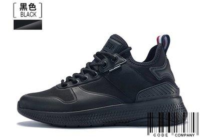 =CodE= PALLADIUM AX_EON AR AMPHIBIAN 網布慢跑鞋(全黑)05960-010 軍靴 男
