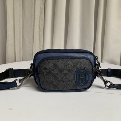 NaNa代購 COACH 89261 腰包 零錢包 腰帶可拆 雙隔層 可當零錢包 附購證 買即送禮