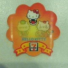 Hello kitty1979年紀念磁貼。