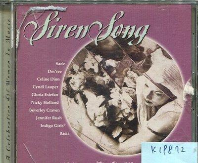 *真音樂* SIREN SONG 二手 K19872