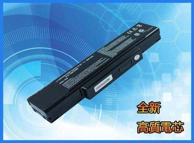 全新海爾 SQU-503 電池 524 528 706 A650 A630筆記本電池 6芯