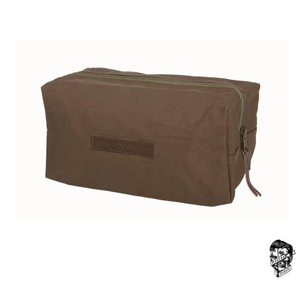 GOODFORIT / 美國Modern Pirate Canvas Wash Bag防水帆布盥洗包/兩色