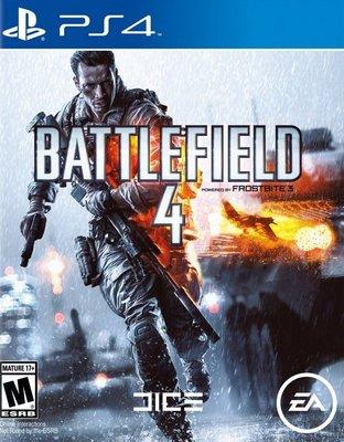 【二手遊戲】PS4 戰地風雲4 戰地4 BATTLEFIELD 4 BF4 英文版【台中恐龍電玩】