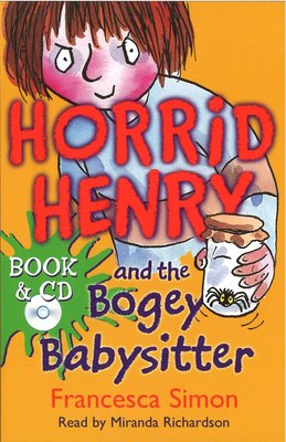 *小貝比的家*HORRID HENRY AND THE BOGEY BABYSITTER  /書+CD/7~12歲