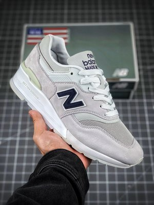 New Balance 997 白黑 NB997系列 美潮高端原裝Size:Size:36 -44