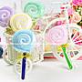 【批貨達人】棒棒糖造型毛巾 小方巾 婚禮小...