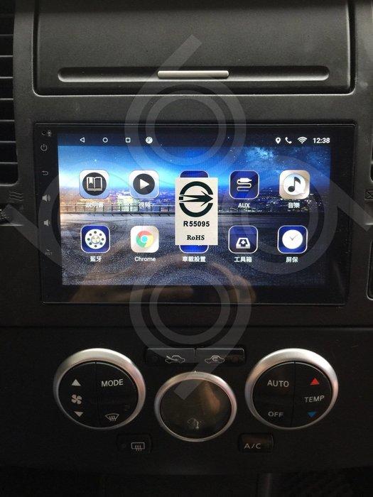 NISSAN日產 TIIDA -7吋安卓機.Android.觸控螢幕.usb.導航.網路電視.公司貨保固一年