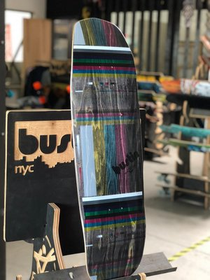 Bustin Boards (滑板/ 交通板/ 長板) - Yoface Progression Series (板身)