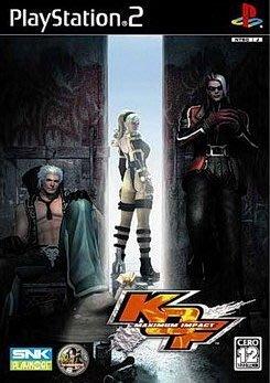 【二手遊戲】PS2 格鬥天王 極限衝擊 KOF MAXIMUM IMPACT 日文版【台中恐龍電玩】