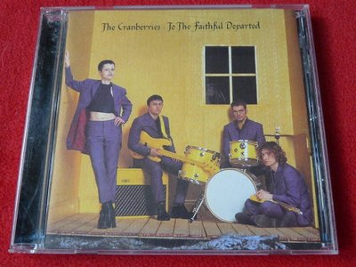 The Cranberries:To the Faithful Departed/Island/法國PMDC版