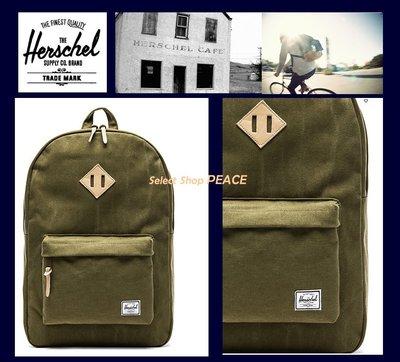 Herschel Supply Co. 加拿大【現貨】後背包 Heritage Canvas
