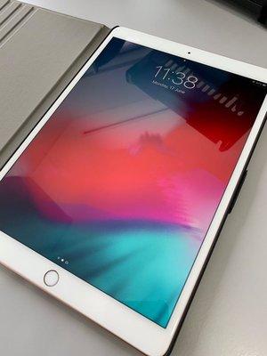APPLE 金 iPad Air 3 64G 保固至2021八月 近全新 高階A12 刷卡分期零利率 無卡分期
