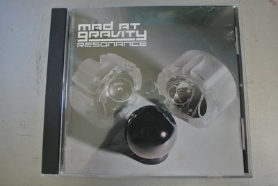 CD ~MAD AT GRAVITY RESONANCE /MIXED BY RICK WILL~2002 ARTIST