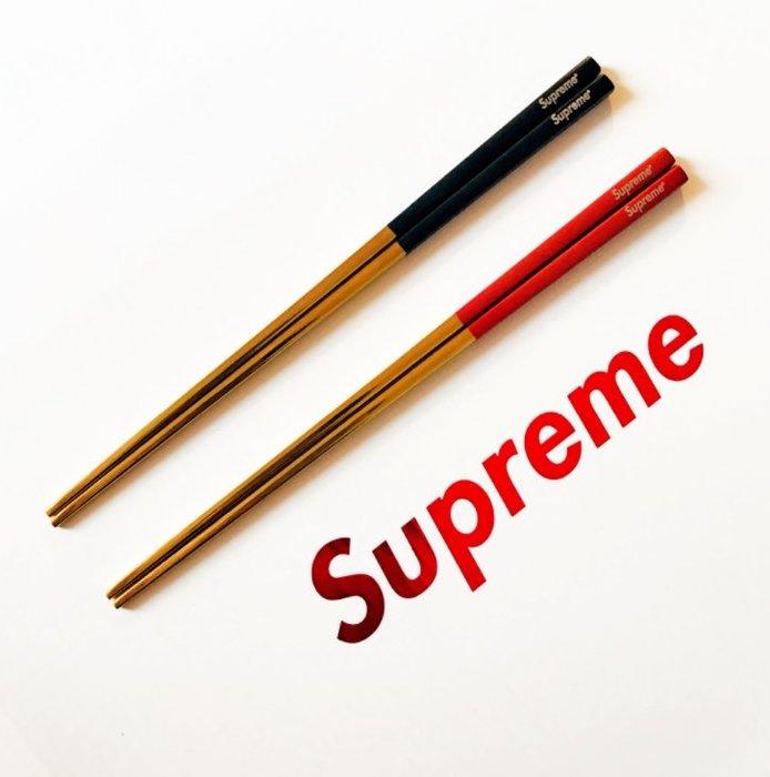 潮牌sup筷子304不銹鋼創意時尚高檔禮盒裝防滑筷子家用便攜送禮