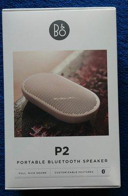 B&O PLAY Beoplay-P2 可攜式藍牙喇叭香檳金 全新公司貨 台北市