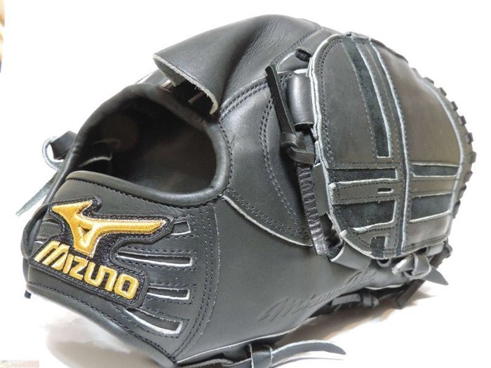 貳拾肆棒球-Mizuno pro 日本職棒唐川式樣特別訂作硬式投手手套展示品