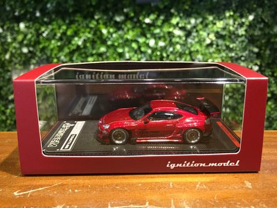 1/64 Ignition Model PANDEM Toyota 86 V3 Red MET IG1753【MGM】
