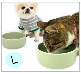 貝果貝果 日本 最夯 貓咪多喝水【Aukatz瓷器】貓咪/狗狗 多喝水碗 -L- [E329]