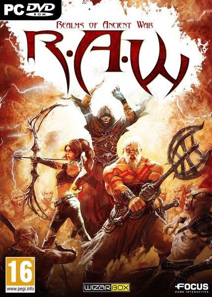 【傳說企業社】PCGAME-R.A.W:Realms of Ancient War 上古爭霸(英文版)