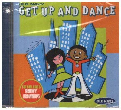 新尚唱片/GET UP AND DANCE 新品-1788