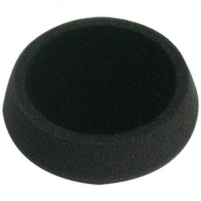 愛車美*~Meguiars Black Soft Buff 4 Inch Foam Finishing Pad 上蠟綿