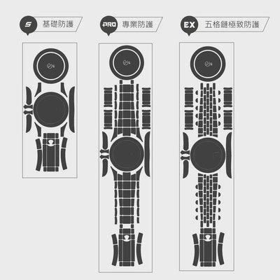 【IRT - 只賣膜】ROLEX 勞力士 腕錶專用型防護膜 EX級極致防護 手錶包膜 126234 五版